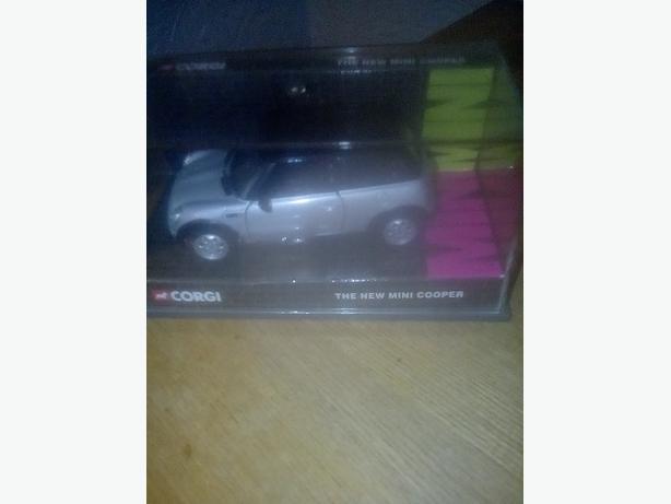 corgi model mini