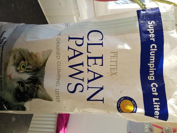 Cat Litter 15kg bag £12 ! FREE LOCAL DELIVERY