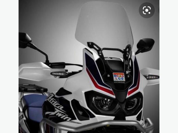 Honda CRF 1000 Africa Twin Touring Screen (clear) 2016-2019. OEM