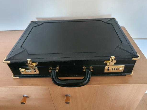 Executive Briefcase combination lock.