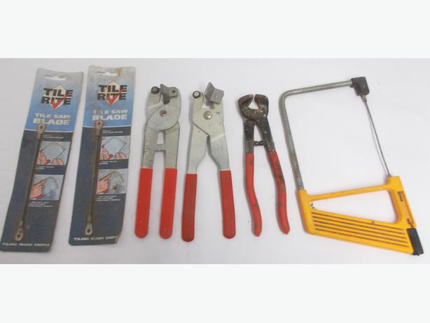 Joblot of Hand Tools