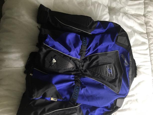 kevlar motorcycle jacket
