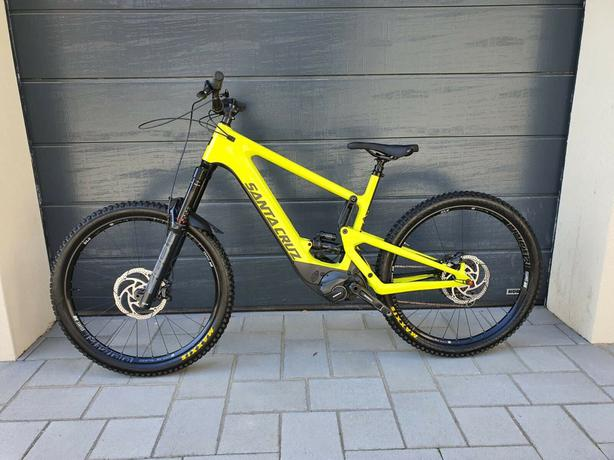 Santa Cruz Heckler CC E-Bike