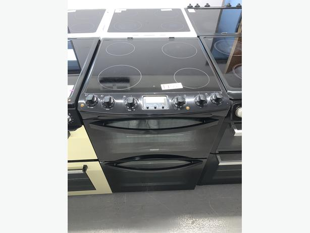 PLANET APPLIANCE- 55CM ZANUSSI ELECTRIC COOKER