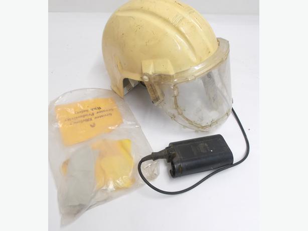 Breathing Helmet, Novalty Piece