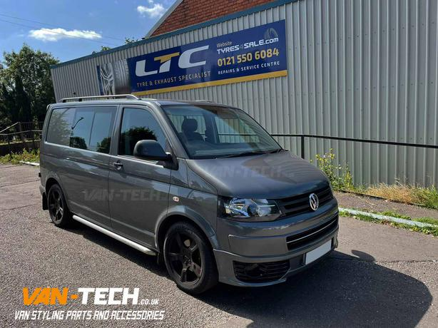 VW Transporter T5.1 Parts and Accessories available at Van-Tech