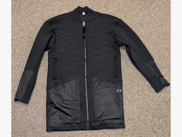 under armour jacket size SM