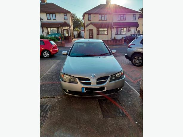 £450 OR £500 WITH TUNING BOX 185BHP ALMERA SXE DCI