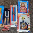 NEW toys and clock £3 each