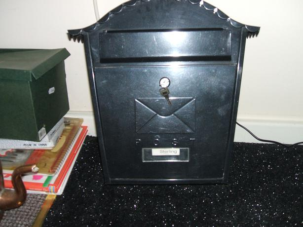 repro outdoor letterbox