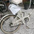 Raleigh Folding Bike.