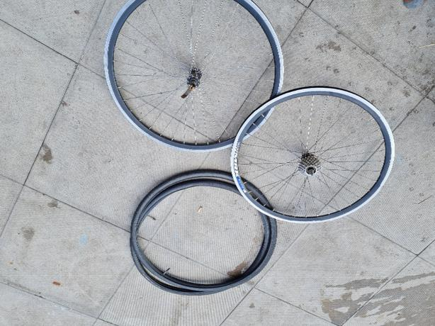racing bike alloy wheels