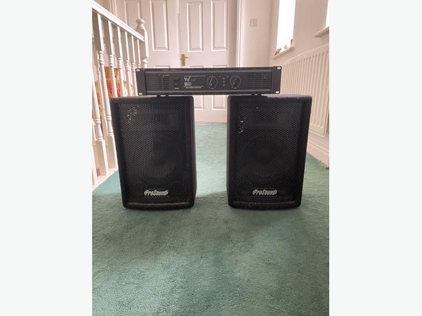 Beginner DJ or Band PA Bundle