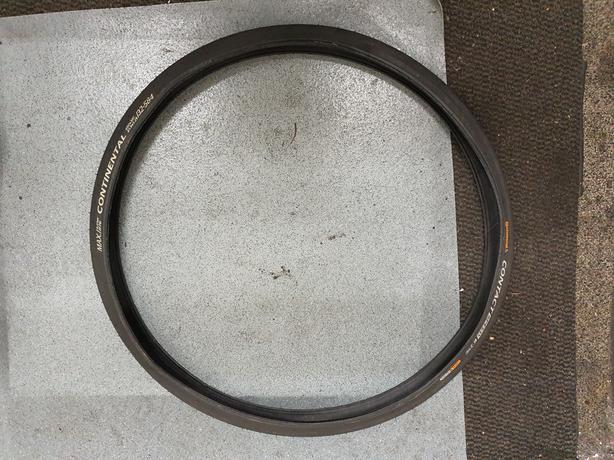 27.5 inch Continental Contact Speed tyre.