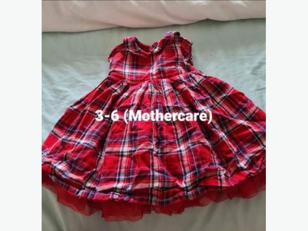 Baby girls clothes 3-6