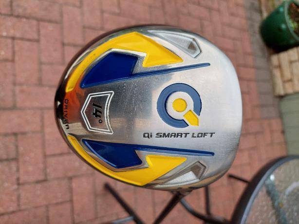 Qi smart loft 12 degree driver