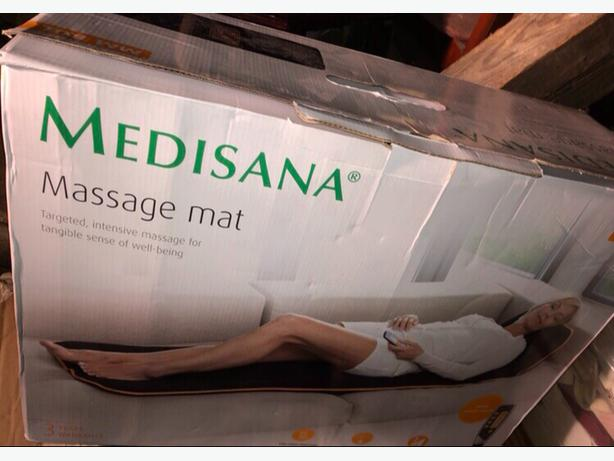 MEDISANA MASSAGE MAT