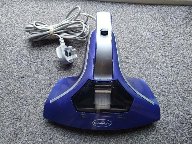 Silent night bed and sofa hoover svc-204 blue