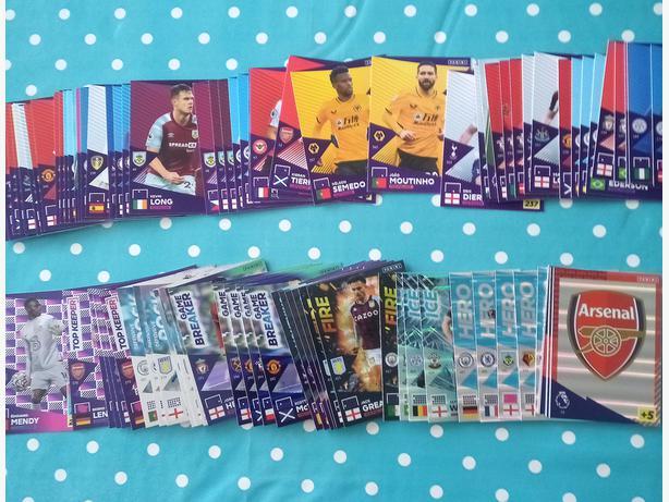 Adrenalyn 21/22 Premier League Cards,