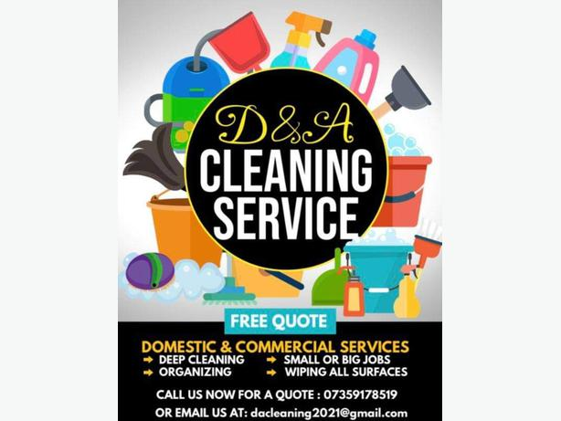 D&A cleaning service