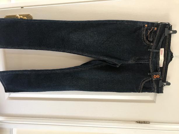 Jeans. Next slim leg size 12R