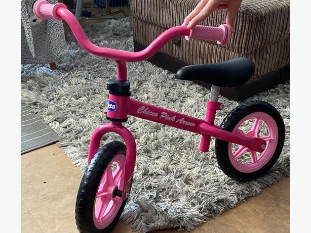 girls balance bike ages 2-5