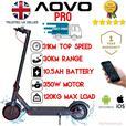 2021 AOVO Pro elec e scooter free delivery