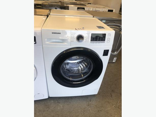 PLANET APPLIANCE - GRADED SAMSUNG 9KG WASHING MACHINE- WITH 6 MONTHS GUARANTEE