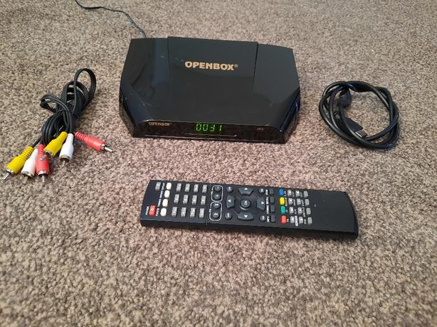 OPEN BOX V9S HD Digital Satelite Receiver