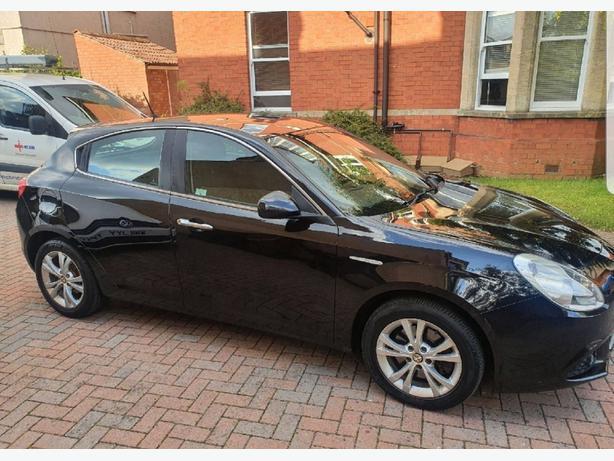 £30 Tax Alfa Romeo Giulietta 1.6 JTDM Lusso Diesel 5dr MOT Alloys Bluetooth USB