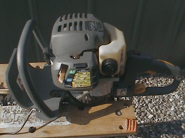 Ryobi hedge cutter spares/repairs.