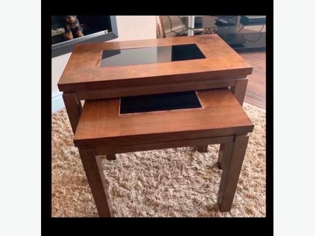 Side tables / Coffee tables - £12 for both!!