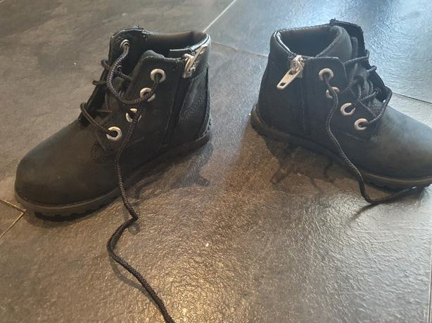Infant Timberland Boots Size 7