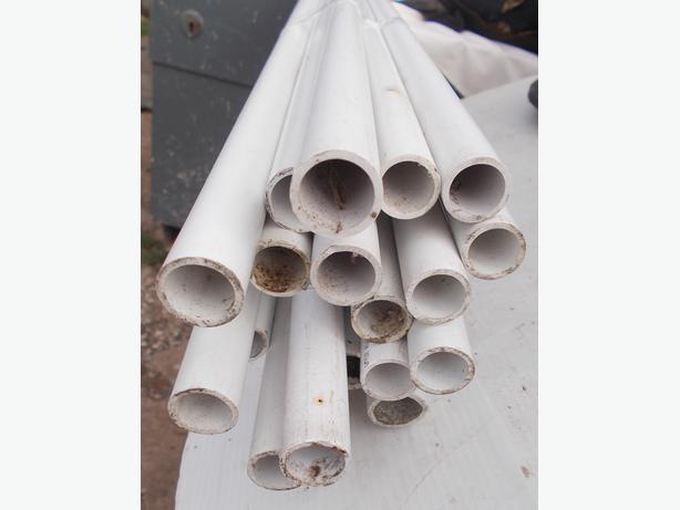 Pack of 20 White Conduit 20mm x 3m