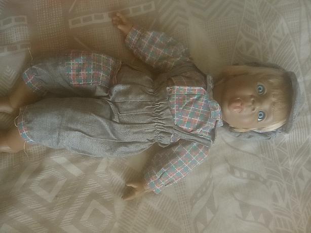 boy doll v good cond