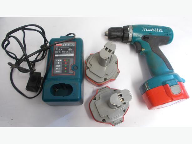 Makita Drill 6280D SPARES & REPAIR