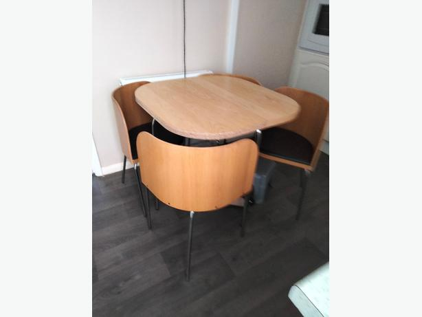 spacer table