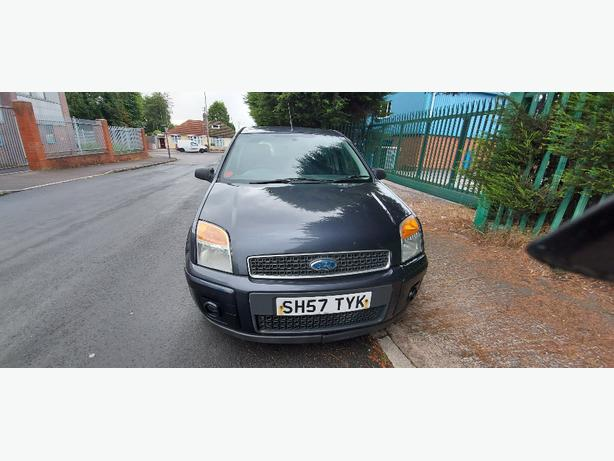 FORD FUSION 1.4 PETROL 57 PLATE