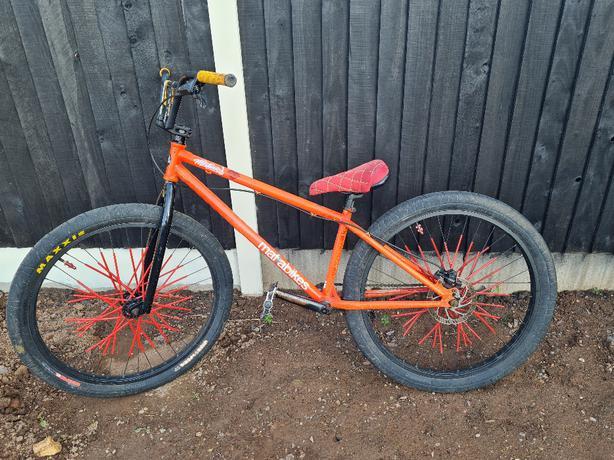 mafia wheelie bike