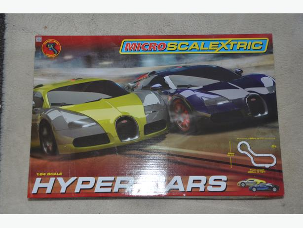 scalectic hyper cars