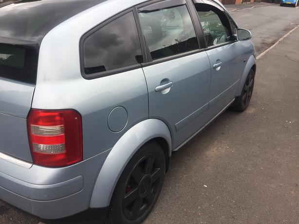 Audi a2 tdi remapped