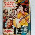 THE GOLDEN YEARS OF ROCK & ROLL BOOK by