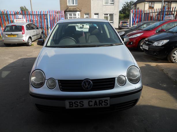 VW POLO 1.4FSI  AUTOMATIC  5DR  2004