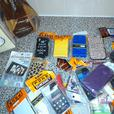 mix of brand new mobile phone cases