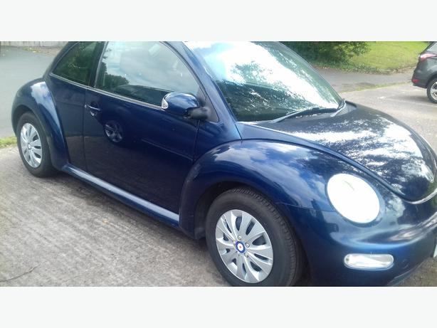 vw beetle 1.4 petrol 2004