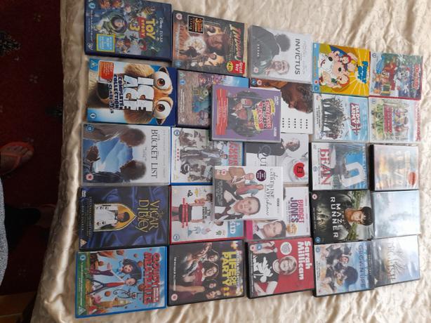 27  DVDS