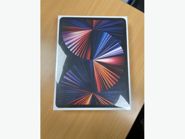 "iPad Pro 12.9"" 256gb 5th Gen cellular SEALED"