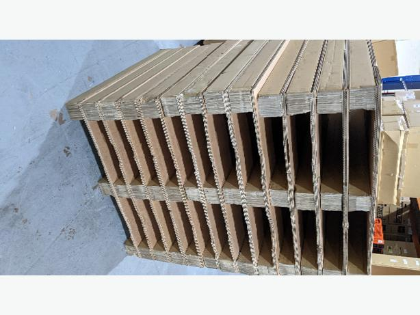 FREE: Cardboard Pallets