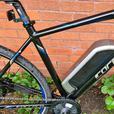 "Carrera Crossfire E Spec Electric Hybrid Bike LARGE 21"""
