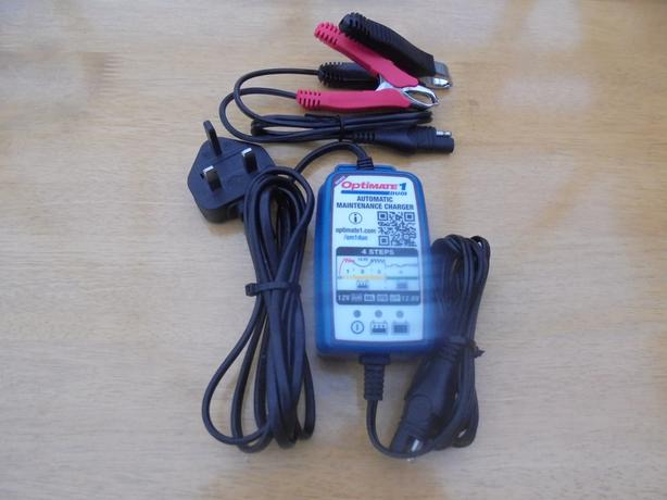 Optimate Battery Maintainer / Charger